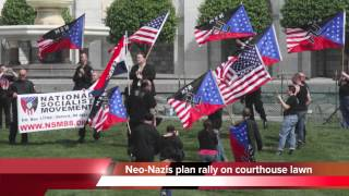 Chattanooga police planning for Nazi visit - National Socialist Movement