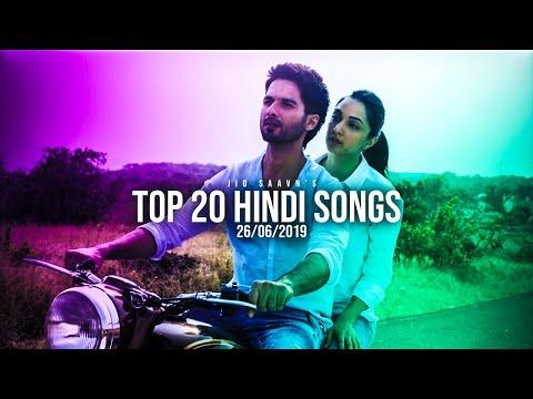 top-20-hindi-songs---jio-saavn's-weekly-(26-june-2019)