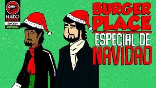 BURGER PLACE 'Especial de Navidad' 2015