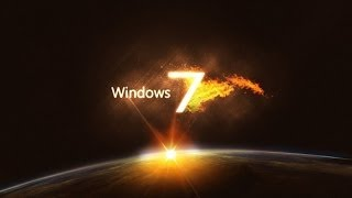 Установка windows 7 на компьютер. Установка windows с нуля.