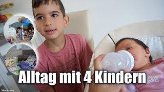 MAMA Alltag mit 4 Kindern | Familienvlog | Filiz