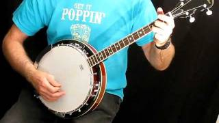 TRTB1 Trinity River Tenor Banjo demo