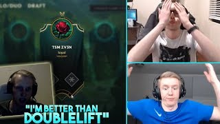 Bjergsen Reacts To Zven's CONTROVERSIAL Clips..! | Fed Exposes POKIMANE | LoL Stream Moments #54