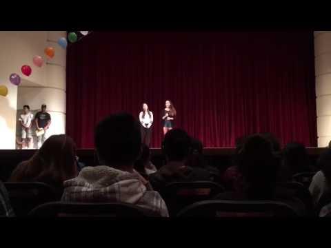 2017 Roosevelt highschool Talent Show