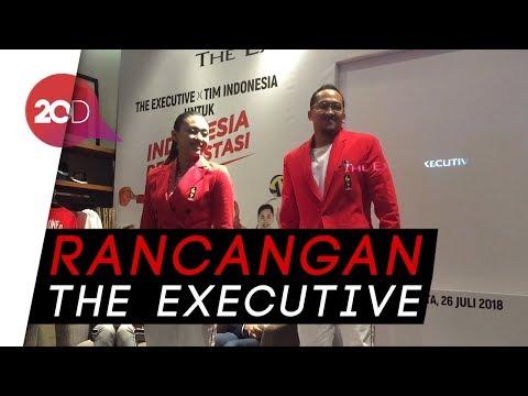 Keren! Ini Kostum Defile Kontingen Indonesia Untuk Asian Games