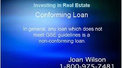 Conforming Loans Investing in San Diego County