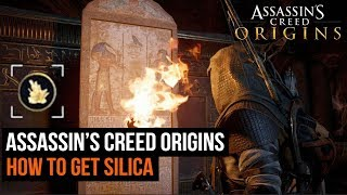 How To Get Silica in Assassin's Creed Origins