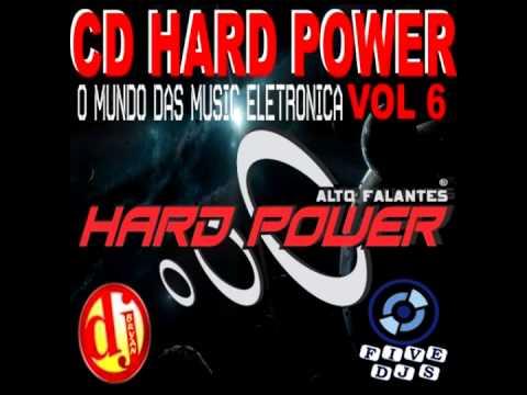 CD HARD POWER VOL 6 BY DJ BRYAN OFICIAL