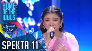 Download lagu TIARA - MILIKI AKU (Dea Mirella) - SPEKTA SHOW TOP 5 - Indonesian Idol 2020