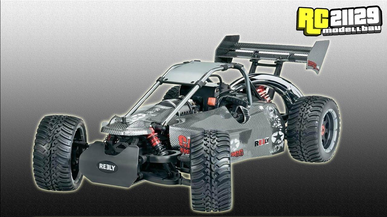 rc 21129 reely carbon fighter 1 5 verbrenner 4wd 1 5 hd. Black Bedroom Furniture Sets. Home Design Ideas