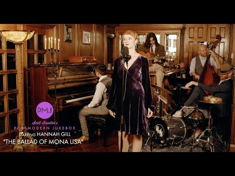 The Ballad Of Mona Lisa - Panic! At The Disco (Saloon Cover) ft. Hannah Gill