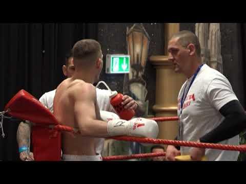 Boxing Night Zurich - Labinot Xhoxhaj vs Josef Darmos 18.02.2018