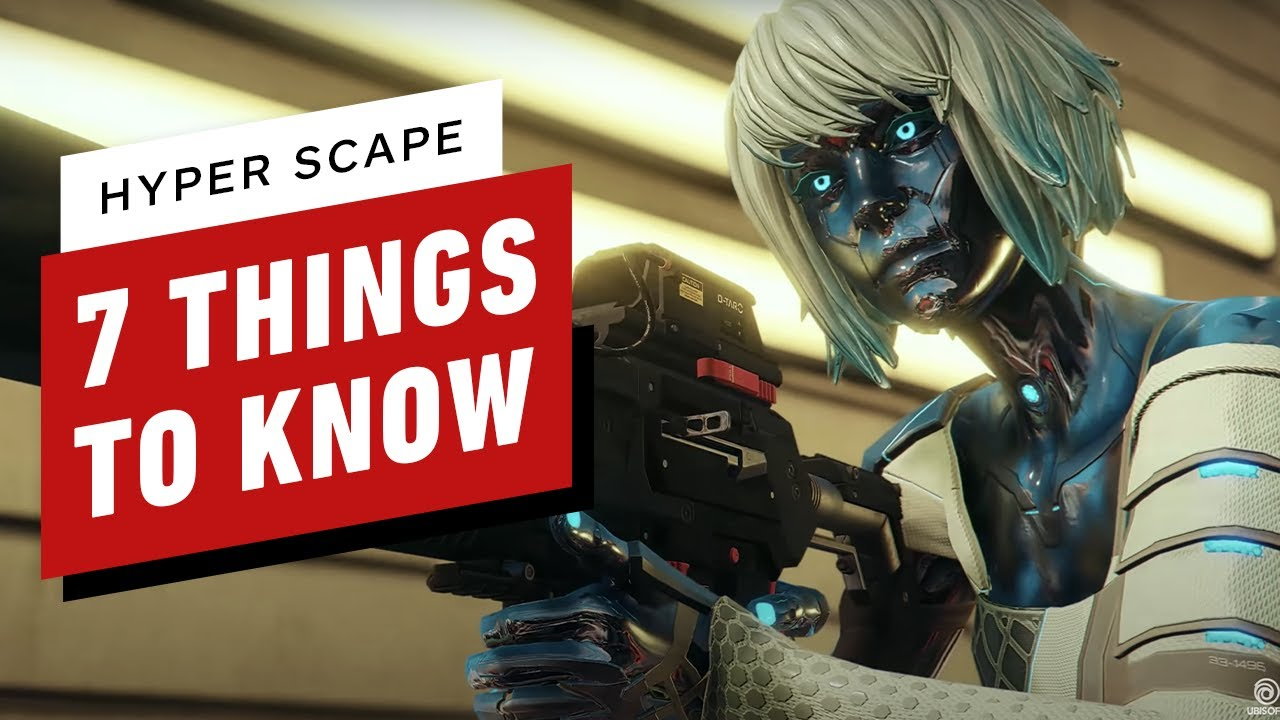 7 Things to Know About Hyper Scape - IGN