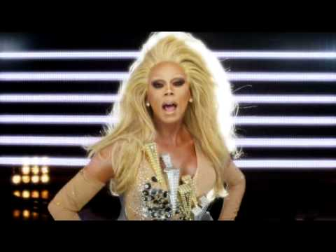 RuPaul Champion music video (featuring Raja, Manila Luzon and Alexis Mateo) mp3