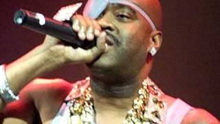 Slick Rick - Teenage Love Remix (live @ Patriot Place)