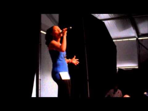 Mimi Woods Arizona's Got Talent BarrettJackson Auto  11512