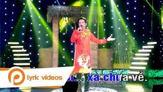 Một Người Đi Xa - Huỳnh Nhật Huy (Karaoke)