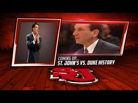 Red Storm Report: St. John's Vs. Duke Series History