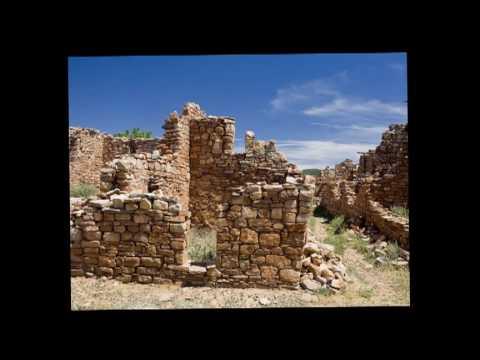 Aztec Ruins of AZ & NM