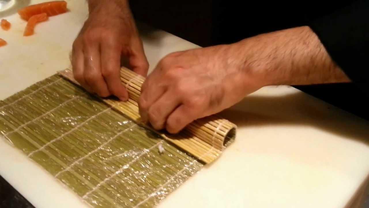 c mo hacer maki sushi por david juarez de restaurante On como hacer makis