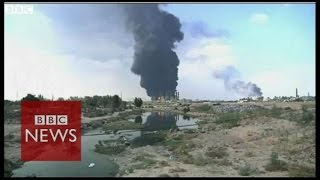 "Gaza power station ""hit by Israeli shelling"" - BBC News"