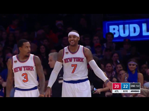 New York Knicks Best Plays of the 2016-17 Season