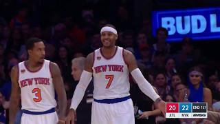 New York Knicks Best Plays of the 2016-17 Season
