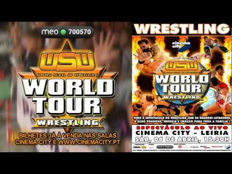 WSW WORLD TOUR - LEIRIA - 6 DE ABRIL, 2013 - 15.30 H