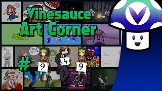 [Vinebooru] Vinny - Vinesauce Art Corner (PART 949)