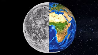 Earth And The Moon | Science Experiments And Life Hacks | Lab 360