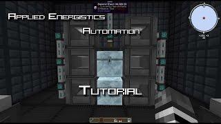 [MC] Applied Energistics Inscriber Automation