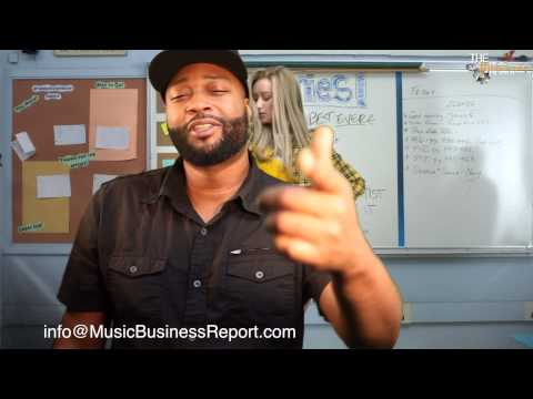 SUBMIT YOUR MUSIC VIDEO 2 MUSIC BUSINESS REPORT