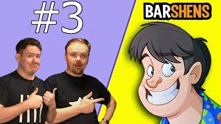 One of Barshens's most recent videos: