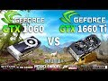 GTX 1660 Ti vs GTX 1060 Test in 8 Games