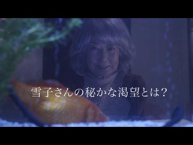 映画『雪子さんの足音』予告編