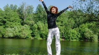 Утренняя зарядка с Катериной Буйда! Бег и гимнастика! | Тренировка №1 (1)
