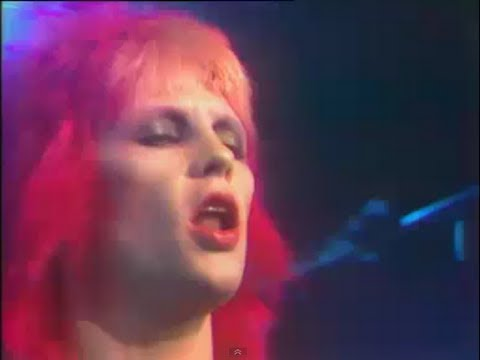 CUDDLY TOYS 'Madman' (David Bowie / Marc Bolan song) video promo