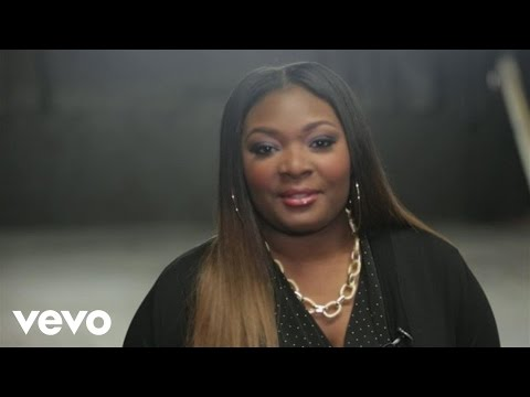 Candice Glover - Cried (Behind The Scenes)