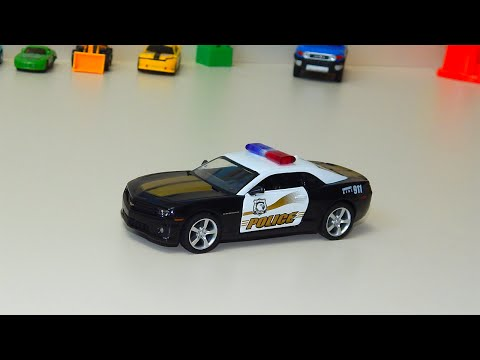 мультики про поліцію