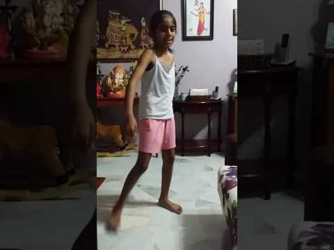Miranda mini doing the Bharathanatyam