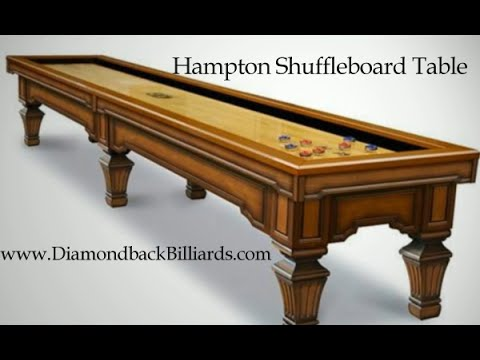 Hampton Shuffleboard Table By Olhausen Call Quote - Olhausen hampton pool table