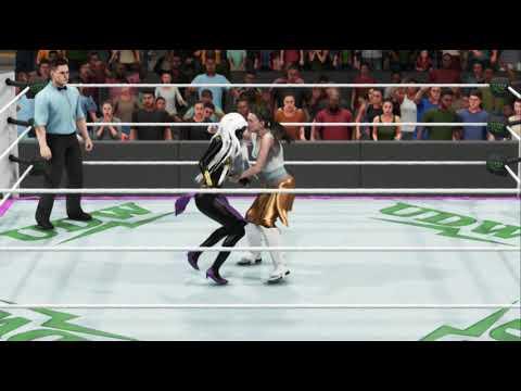 Queen Tyr'ahnee vs. Kipo OakKaynak: YouTube · Süre: 7 dakika13 saniye