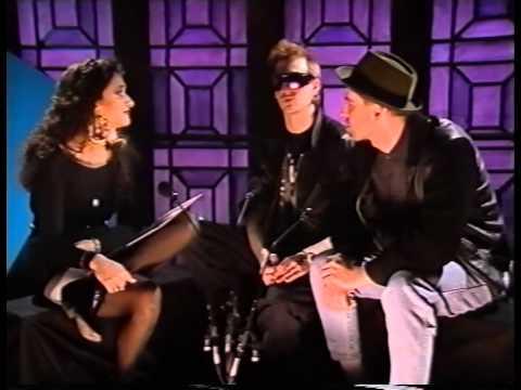 Coldcut short interview on YO 1989 (part 2)