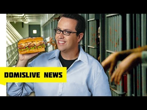 Pedophile JARED FOGLE BEATEN AND BLOODIED in Prison Yard Ambush TMZ