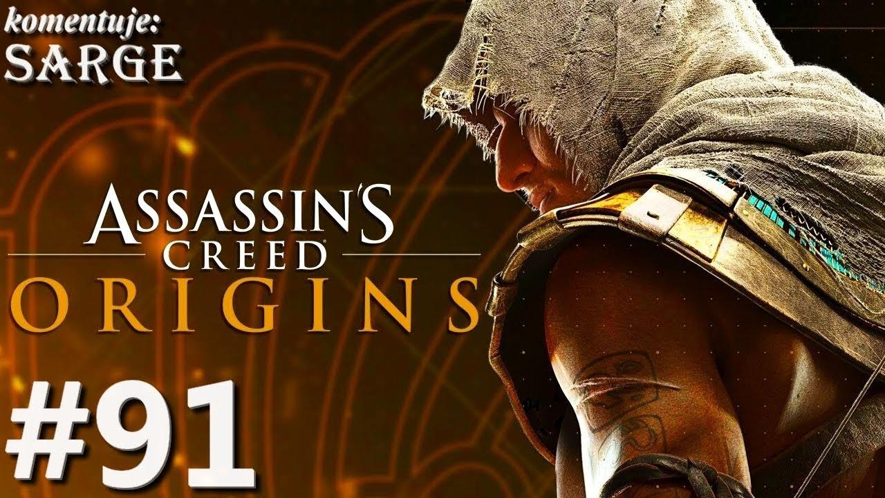 Zagrajmy w Assassin's Creed Origins [PS4 Pro] odc. 91 – Cienie Apolla