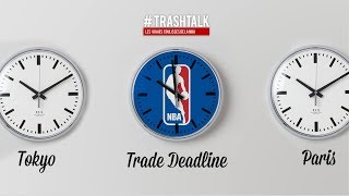NBA trade deadline : vivez tous les transferts en direct !