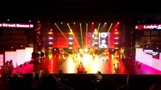 Taneční skupina roku 2015 - Ladys Cruel Dance Machine senioři