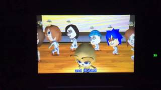 Tomodachi Life Techno song about Enka