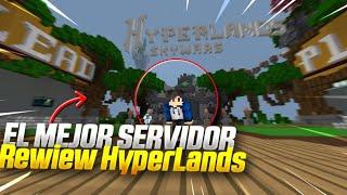 🔥Review A HyperLands Server Mcpe🔥||Copper AG