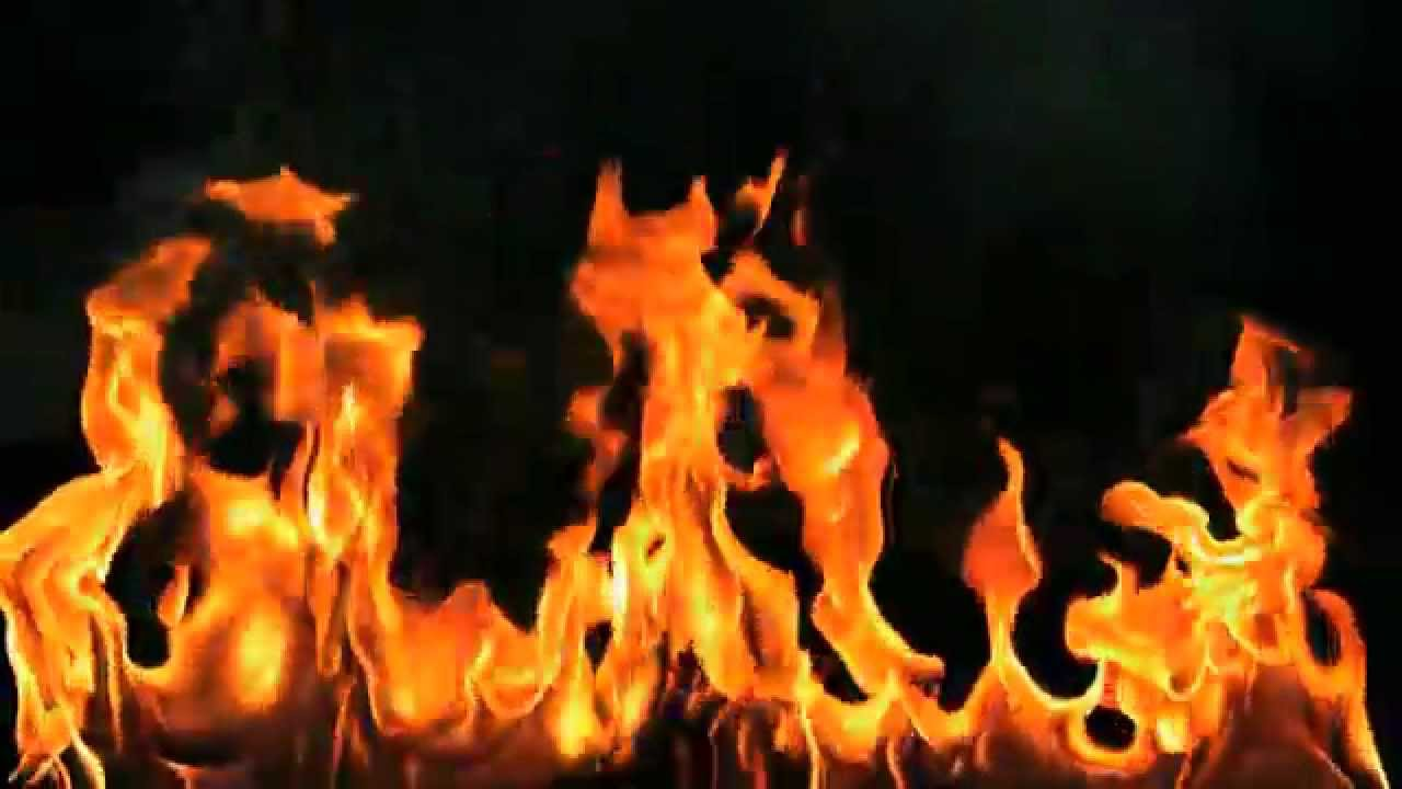 Black And Green Wallpaper Hd Green Screen Footage Hd Realistic Flaming Fire Youtube